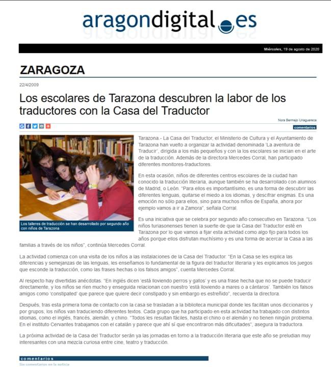 Aragón Digital.
