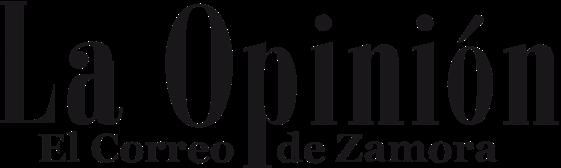 Cabecera de La opinión de Zamora.