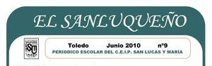 Cabecera de El Sanluqueño.