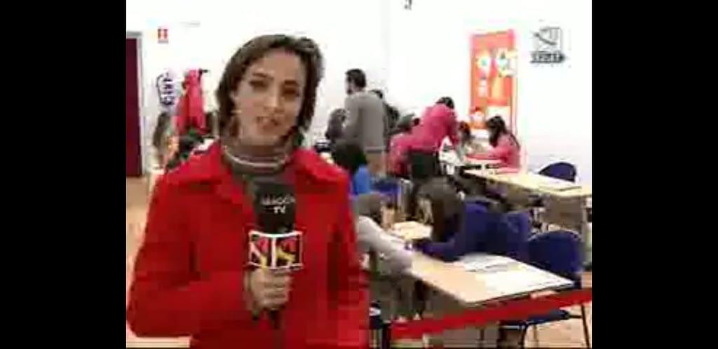 Reportaje de Aragón TV.